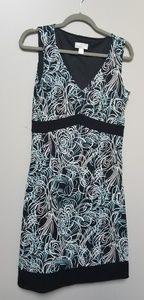 Women's Ann Taylor Loft Sleeveless Dress Size 8